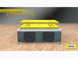 Hubbell's New Stackable Concrete Extend Caps