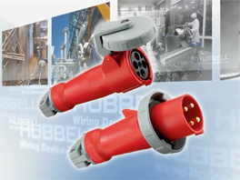 Hubbell Wiring Device-Kellems: Advantage™ Series Switch-Rated Pin & Sleeve Devices