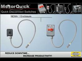 Hubbell MotorQuick™