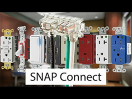 Hubbell SNAPConnect Healthcare Solutions