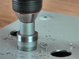 TKO™ Carbide Tipped Hole Cutter Short Video