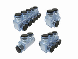 ClearTap® Insulated Mechanical Connectors