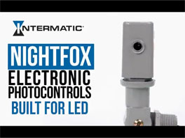 NightFox™ Electronic Photocontrols - Built for the Demands of LED