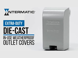 Intermatic Extra-Duty Die-Cast Weatherproof Covers
