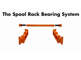 iTOOLco Spool Rack Bearing System