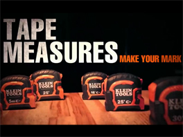 Klein Tape Measures