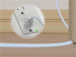 Leviton Manufacturing Company: SmartlockPro® Outlet Branch Circuit AFCI Receptacle