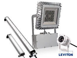 Leviton Manufacturing Company: Industrial LED Lighting