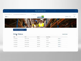 New Leviton B2B Partner Portal