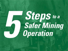 Littelfuse 5 Steps to Improve Electrical Safety in Mining Operations