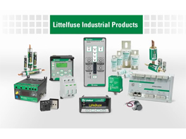 Littelfuse Food and Beverage Capabilities
