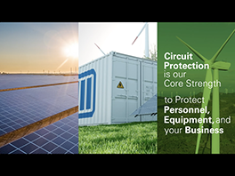 Circuit Protection for Renewable Energy Systems