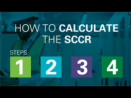 Learn how to calculate and increase the SCCR