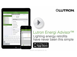 Lutron Electronics Co., Inc.: Lutron Energi Advisor™