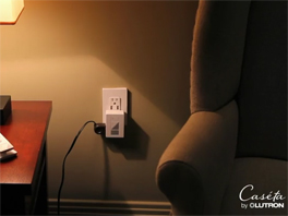 Easily set up your Caséta smart lighting controls