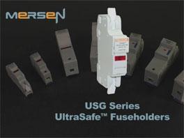 Mersen USG Series UltraSafe Fuseholders Installation