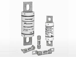 Mersen Minute: High Speed DC Fuses for Battery Related Applications