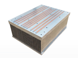 Mersen Minute: Embedded Heat Pipe Air Cooled Heat Sinks