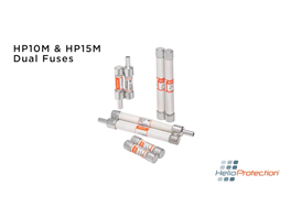 HP10M and HP15M Dual Fuses