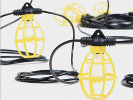 Molex - Woodhead - String Lights