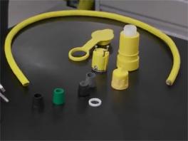 Molex- Assembling a Woodhead Watertite Wiring Device
