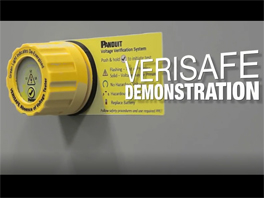 Panduit VeriSafe Absence of Voltage Tester Demonstration