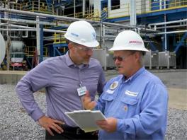 Robroy Testimonial - Wagner Electric & Vanderbilt Chemicals
