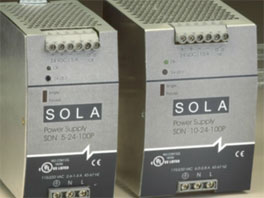 SDN-P Series Din Rail Power Supply
