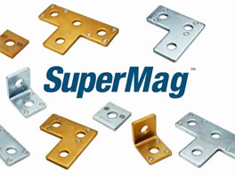 ABB Installation Products SuperMag Magnetic Fittings for Superstrut® Metal Framing