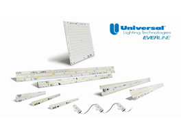 Universal Lighting Technologies Module Capabilities