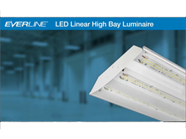 Light Bites- EVERLINE LED Linear High Bay