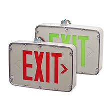 Emerson LED Emergency Exit Lighting Helps Manufacturing Plants Offer Safer Workspaces