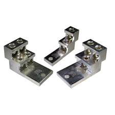 <b>Dual Rated AL9CU for both copper and aluminum conductor</b><br><br>BURNDY®,