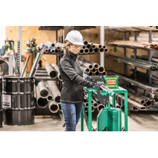 <i>New Shear 30T bare kit option now available for precise, burr-free cuts.</i><br><br><b>ROCKFORD, ILL. (July 15, 2019)</b> – Emerson (NYSE: EMR) expands the innovative Greenlee Shear 30T with seven new die sets and a new bare kit configuration option, giving professionals the ability to choose dies specific to their needs and utilize compatible pumps that they currently own.