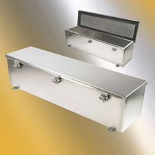 <b>South Bend, Indiana</b> October 9, 2018 -Wiegmann has introduced the  T-CHSS line of stainless steel wire troughs. These new hinged cover  enclosures provide superior protection for electrical wiring in  corrosive environments. Wiegmann, part of Hubbell Commercial  Construction, provides innovative electrical products to OEM, industrial  and commercial markets.