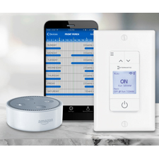 "<i>Wi-Fi enabled smart control allows users to complete installation and onboarding without a network connection</i><br><br>SPRING GROVE, Ill. – Intermatic Incorporated today announced its new <a href=""https://www.intermatic.com/ascend"">Ascend™ 7-Day In-Wall Programmable Timer</a>, a next-generation control that helps contractors save five to 15 minutes on each installation while delivering tech-forward features to consumers."