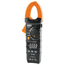 """<b>April 9, 2019 (Lincolnshire, Ill.)</b> – Klein Tools (<a href=""""http://www.kleintools.com/"""">www.kleintools.com</a>),  for professionals since 1857, introduces a new AC/DC Digital Clamp  Meter (CL380), bringing accessibly priced AC/DC True Root Mean Squared  (TRMS) measurement capabilities to Klein Tools' product line."""
