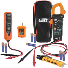 Klein Tools® Launches Five New Electrical Test Kits at Great Prices