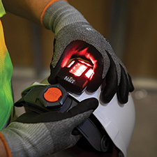 Klein Tools® Adds Innovative Rechargeable Safety Lamp to Lighting Accessories Line