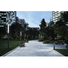 <b>Contemporary design and industry leading light output offers flexibility for exterior illumination</b><div><br></div><div><b>Montreal, QC, June 13, 2019</b>  - Luminis (www.luminis.com), an established innovator and manufacturer  of specification grade, interior and exterior lighting solutions, today  announced the release of its Lumiquad family. Lumiquad is a range of  square-shaped bollards and columns designed to illuminate and accent  exterior spaces such as pedestrian areas, commercial perimeters, parks  and urban environments.</div>