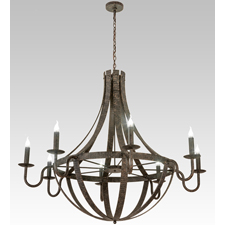 Yorkville, New York—  Meyda Lighting has unveiled custom lighting 