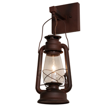Yorkville, New York— A dramatic, unique illuminating accent for a home,  restaurant, retail or commercial environment, the Miner's Lantern  family features unique lighting fixtures with handsome styling and  creative allure.