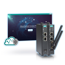 <b>Brea, California, May 14, 2018</b>—To better serve the needs of OEMs  and machine builders, Moxa has launched a new Remote Connect Suite that  provides an easier and more secure way to connect to remote machines and  equipment for the performance of critical troubleshooting, maintenance,  data acquisition, and device management, resulting in faster and  smarter support.