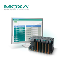 Brea, California, November 13, 2018—Moxa launched its ioThinx 4510 IIoT 