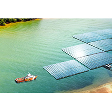 Moxa Helps Expand Renewable Energy Generation Options with IIoT Connectivity Solution for Floating Solar Plants