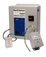 SYRACUSE, N.Y. (Feb. 29, 2008) – Pass & Seymour/Legrand (P&S), a leading manufacturer of electrical wiring devices and home systems, introduces its most rugged line of Panel TVSS Units, delivering premise-wide protection against electrical surges caused by lightning, utility grid switching, and electrical equipment such as motors, arc furnaces and welders.