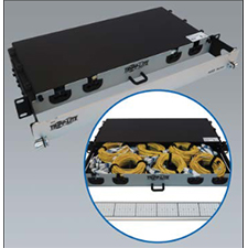 All-in-One Cabling Solution Simplifies Fiber Optic Installations