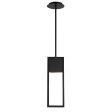 Port Washington, New York – A low profile artful design adds a  distinctive sophisticated look in any outdoor or indoor application, the  new Archetype LED Pendant is unveiled by dweLED from WAC Lighting.
