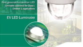 High Performance, High Brightness EV LED Luminaire
