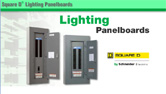 Square D Lighting Panelboards